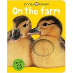 MacMillan On the Farm (Bright Baby Touch and Feel) Board Book