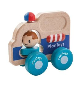 Plan Toys, Inc Rescue Car