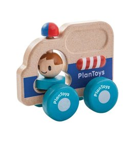Plan Toys, Inc Rescue Car