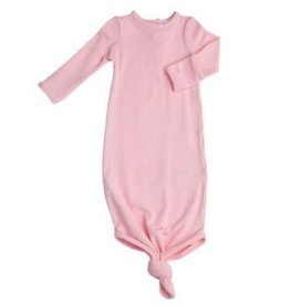 Angel Dear Knotted Gown - FL Pink 0-3M