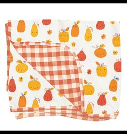Angel Dear 3 Layer Quilt, Pumpkin Patch