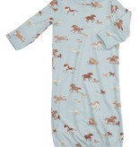 Angel Dear Gown, Wild Horses 0-3M