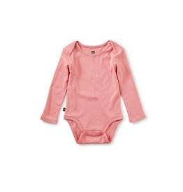 Tea Collection Basically Baby Bodysuit - Mauveglow