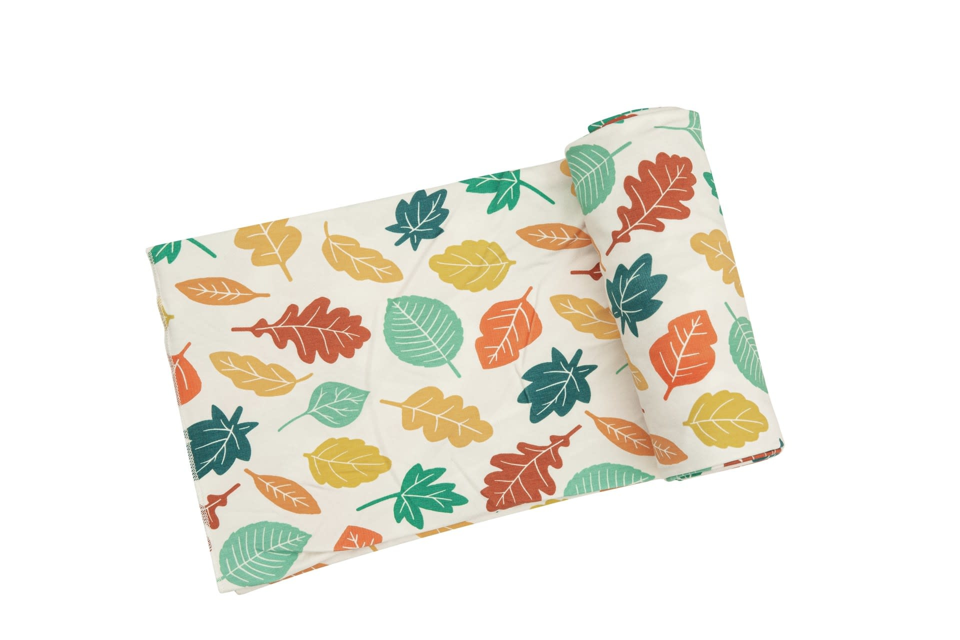 Angel Dear Swaddle Blanket, Fall Leaves