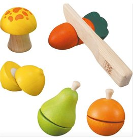 Plan Toys, Inc Fruit & Vegetable Play Set