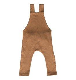 Mebie Baby Cotton Overalls - Honey
