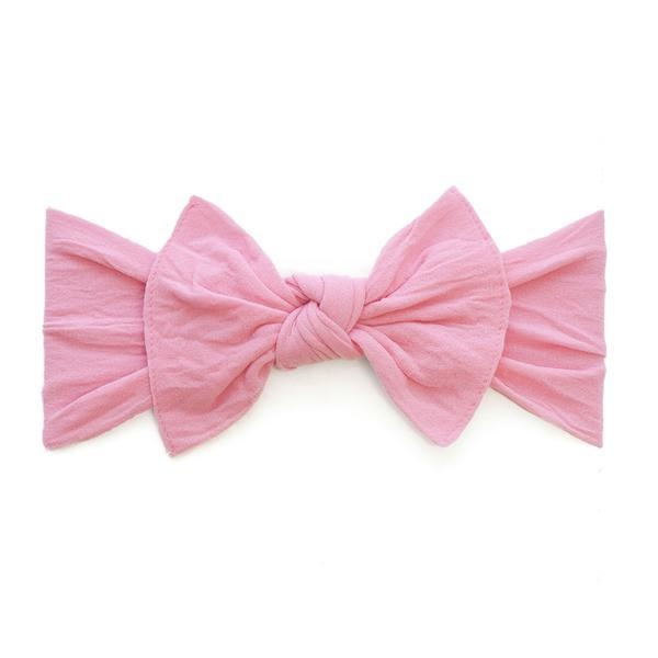 Baby Bling Bows Knot - Bubblegum