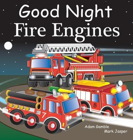 Penguin Random House (here) Good Night Fire Engines