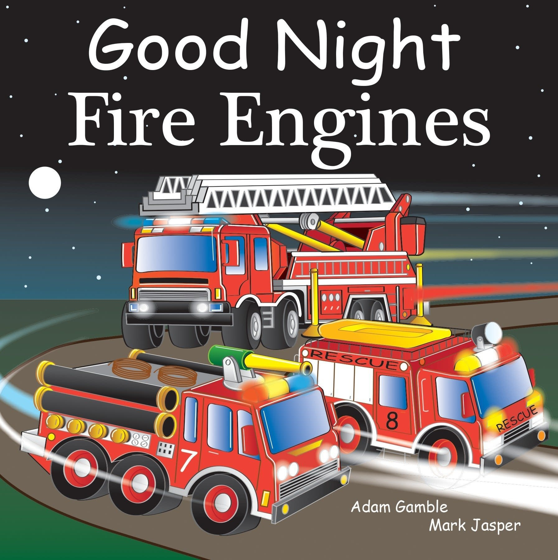 Penguin Group Good Night Fire Engines