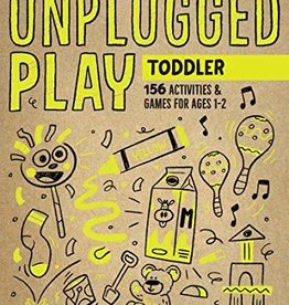 Workman Publishing Unplugged Play: Toddler Ages 1-3 Years