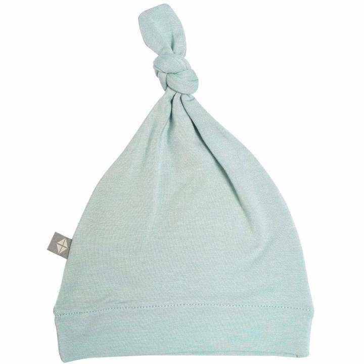 Kyte Baby Knotted Cap in Sage Newborn