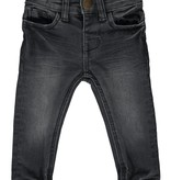 Me + Henry Charcoal Slim Fit Denim Jeans, Boys