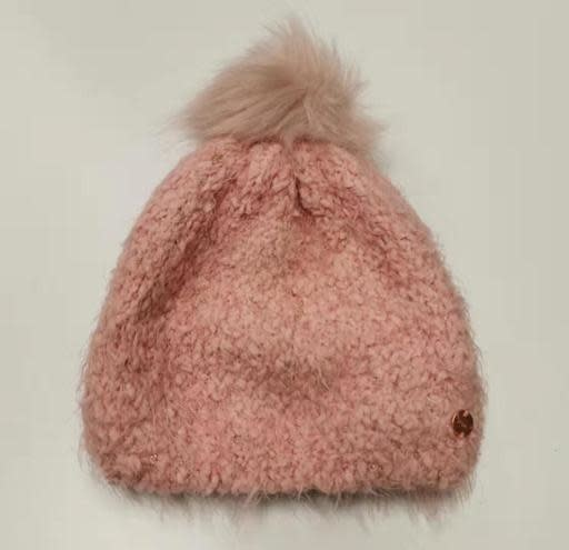Millymook and Dozer Girls Beanie - Aurora Pink (OS 2-7y)