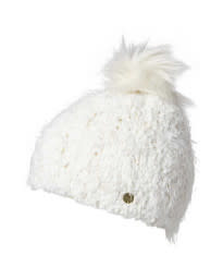 Millymook and Dozer Girls Beanie - Aurora White (OS 2-7y)