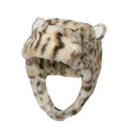Millymook and Dozer Baby Girls Trapper - Leopard  L (12-24m)