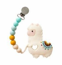 Lou Lou Lollipop Teether Set - Llama