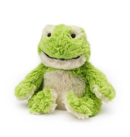 Intelex Junior Frog Cozy Plush