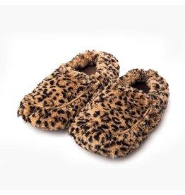 Intelex Cozy Slippers, Tawny Leopard