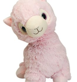 Intelex Big Pink Llama Cozy Plush
