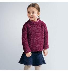 Mayoral Sweater Girl - Cherry