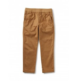 Tea Collection Timeless Stretch Twill Pant - Whole Wheat