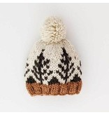 Huggalugs Forest Knit Beanie Hat