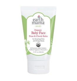 Earth Mama Organics Organic Baby Face Nose and Cheek Balm