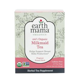 Earth Mama Organics Organic Milkmaid Tea Box