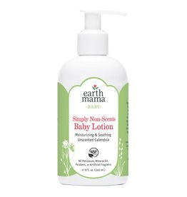 Earth Mama Organics Simply Non-Scents Baby Lotion