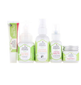 Earth Mama Organics A littleSomething for Baby Gift Set