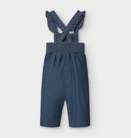 Mayoral Denim Romper