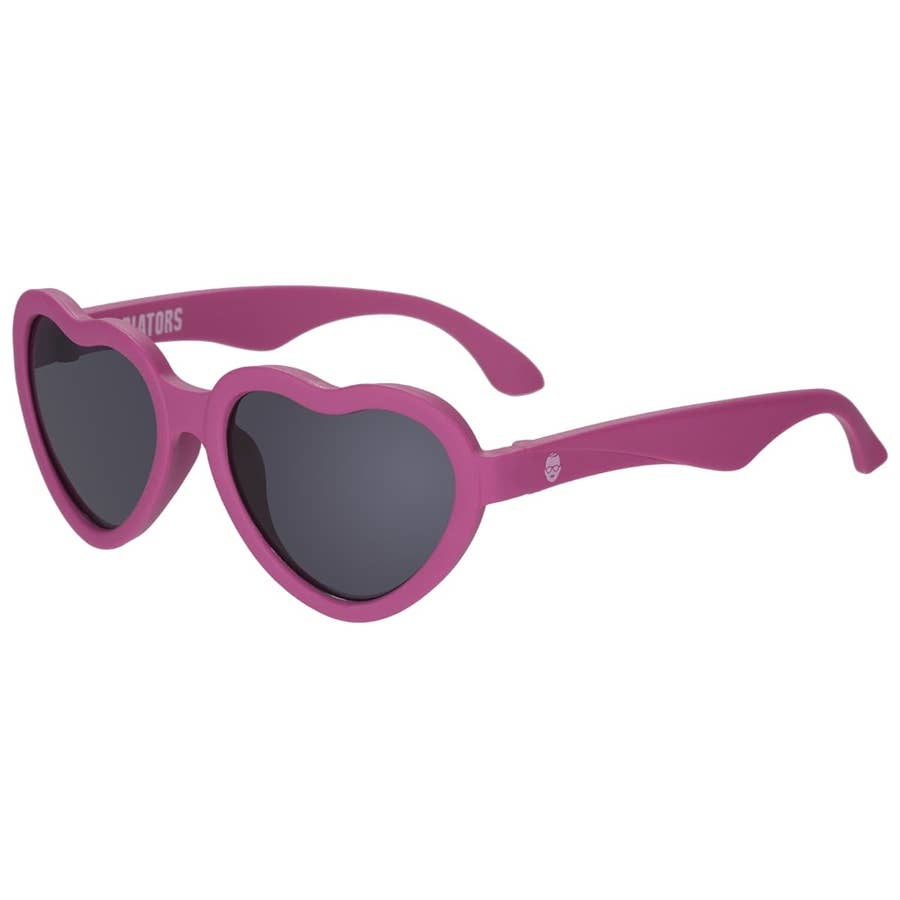 Babiators Sunglass Heartbreaker - Popstar Pink Heart Shaped (Ages 0-2)