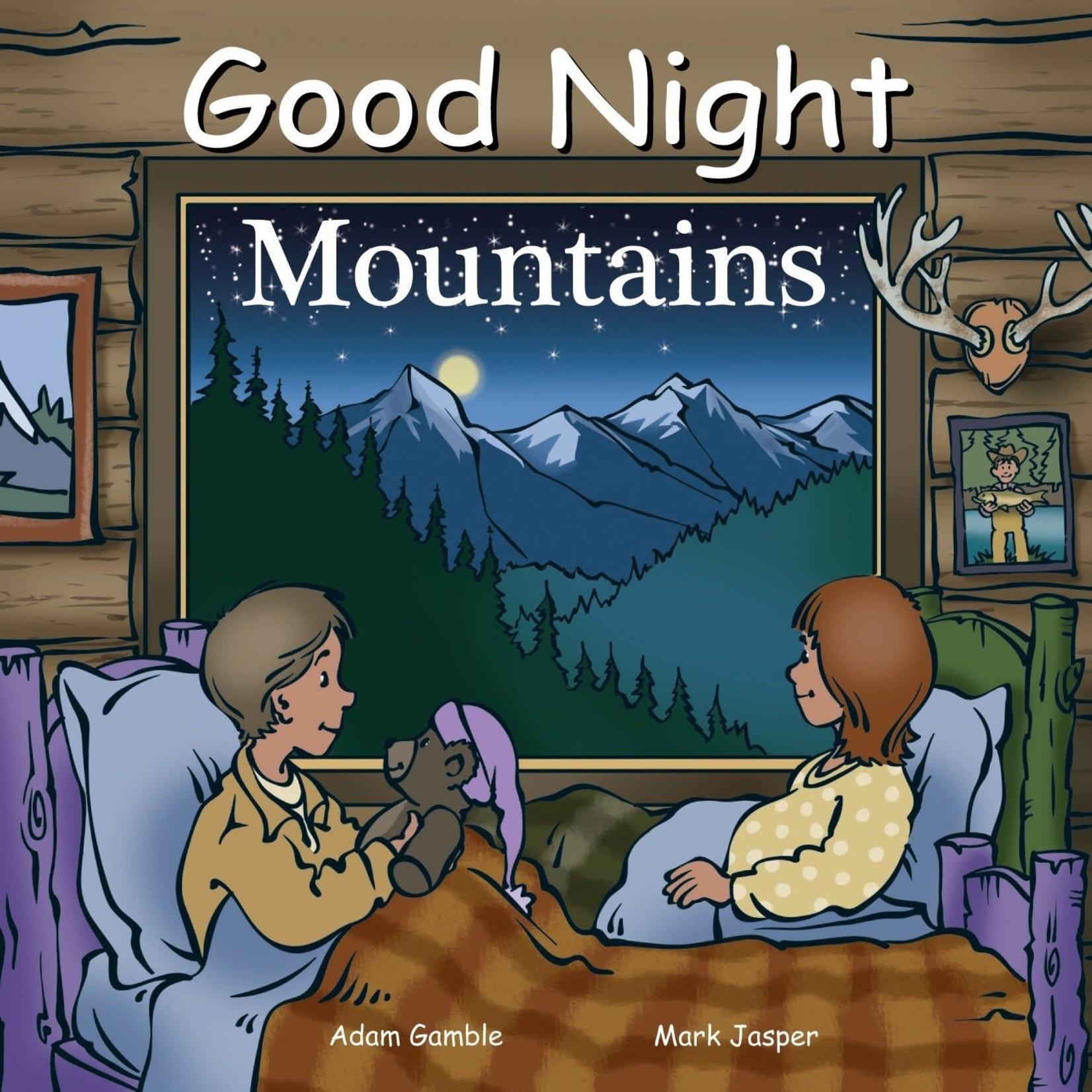 Penguin Random House (here) Good Night Mountains