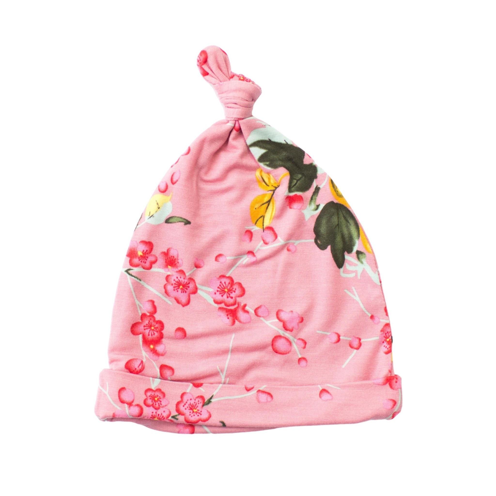 Bestaroo Cherry Blossom Hat - Rose 0-3m