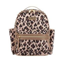 Itzy Ritzy Itzy Ritzy Mini Backpack Diaper Bag Leopard