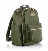 Itzy Ritzy Itzy Ritzy Mini Backpack Diaper Bag Olive