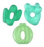 Itzy Ritzy Cutie Coolers Cactus Water Filled Teethers (3-pack)
