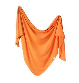 Copper Pearl Knit Blanket - Solar
