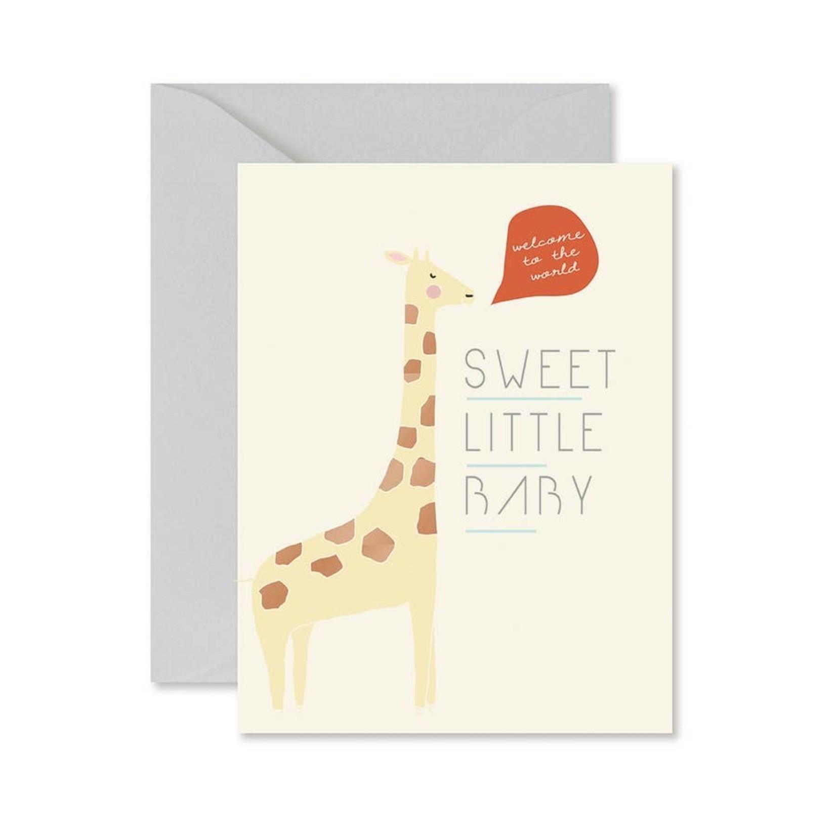 Ginger P. Designs Giraffe Sweet littleBaby
