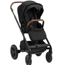 Nuna MIXX Next Stroller + Ring Adapter
