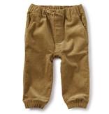 Tea Collection Corduroy Baby Pants - Raw Umber