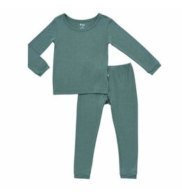 Kyte Baby Toddler Pajama Set Pine