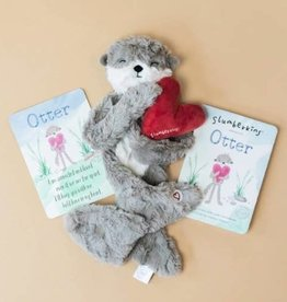 Slumberkins Otter Snuggler Bundle