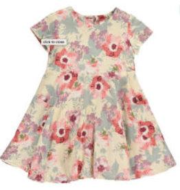 Vignette Debbie Rose Floral Dress 5T