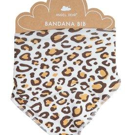 Angel Dear Bandana Bib, Leopard