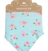 Angel Dear Bandana Bib, Petite Rose