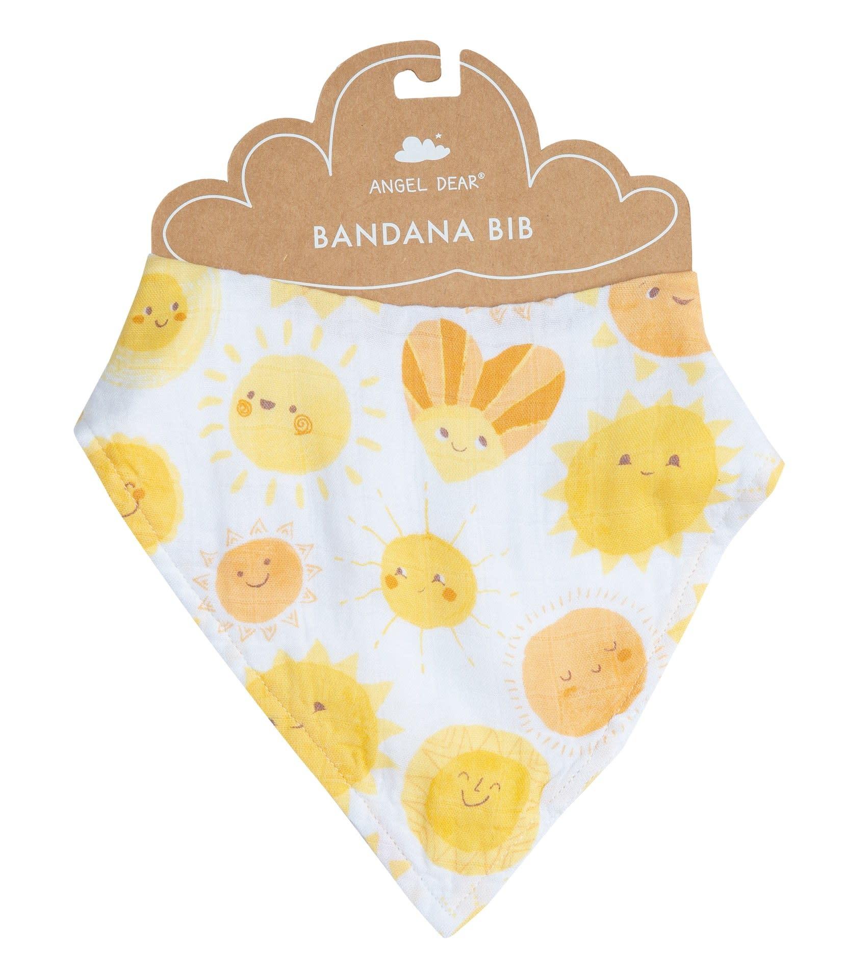 Angel Dear Bandana Bib, Sunshine