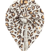 Angel Dear Leopard Head Wrap 0-6M
