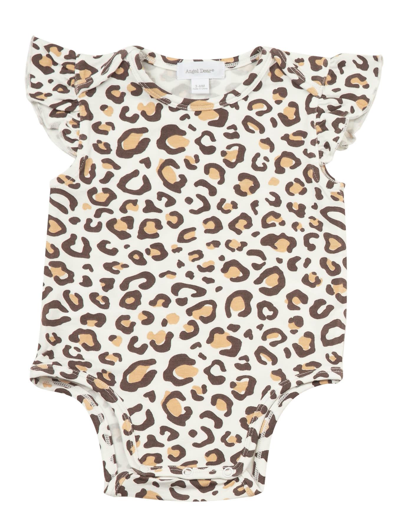 Angel Dear Bodysuit, Leopard
