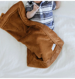 Saranoni Mini Blanket (15'' x 20'') Camel Lush